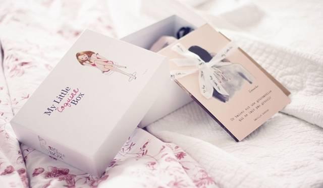 <strong>My Little Box|パリジェンヌを夢中にした「My Little Box」がこの秋、ついに日本でスタート!</strong> 「My Little Coquine Box」
