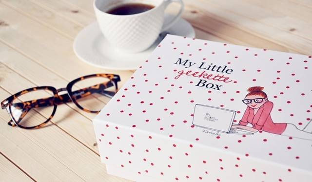 <strong>My Little Box|パリジェンヌを夢中にした「My Little Box」がこの秋、ついに日本でスタート!</strong> 「My Little Geekette Box」