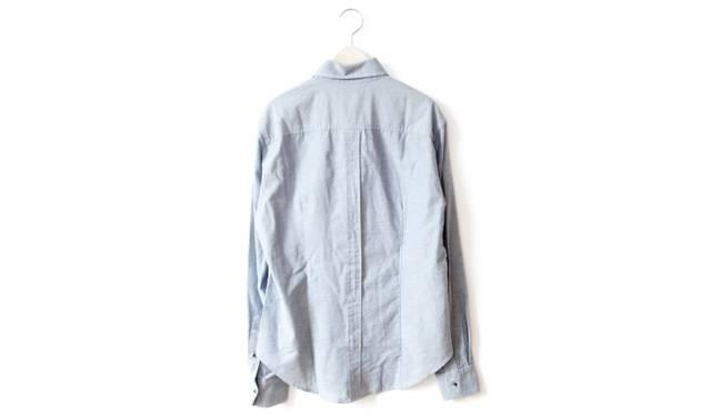限定のシャンブレーシャツ 3万3600円