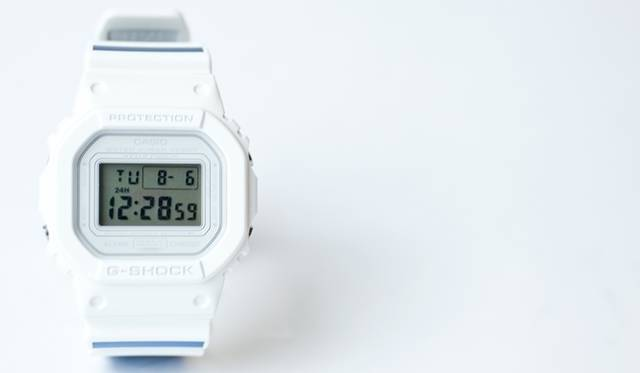G-SHOCK×BAND OF OUTSIDERSの限定ウオッチ  1万8900円