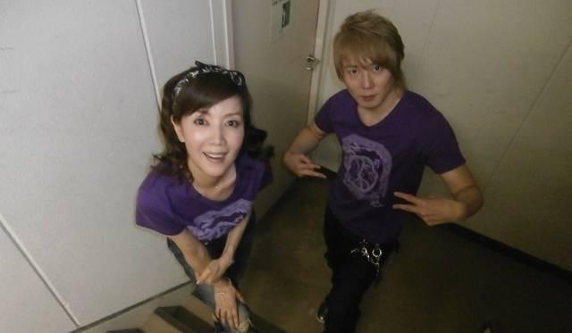 <strong>戸田恵子×植木 豪</strong> 10回目を迎えたカジュアルライブと新作Tシャツを語る<br /><br />  ブラザーGOこと、植木 豪くんと