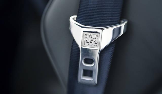 1959年は、ボルボが、世界初ではじめて3点式シートベルトを市販車に採用した年だ。