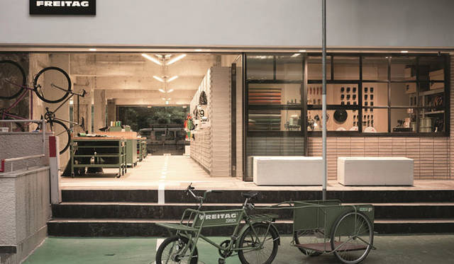 <strong>FREITAG|フライターグ</strong> 「FREITAG STORE SHIBUYA」