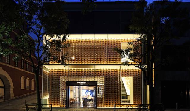 東京・青山にあたらしくできたレクサスの情報発信拠点「INTERSECT BY LEXUS」を会場に、デザインについて話し合うワークショップイベント『LEXUS DESIGN AWARD 2014-DESIGNER'S COLLEGE』が開催される