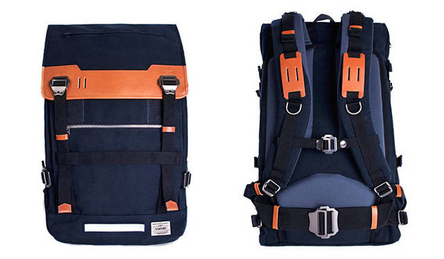 <strong>T-LEVEL|ティーレベル</strong> 「Challenger 32L Backpack Waxed Cotton」2万6900円