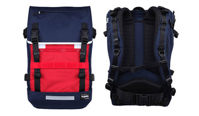 <strong>T-LEVEL|ティーレベル</strong> 「Challenger 32L Backpack」2万5900円