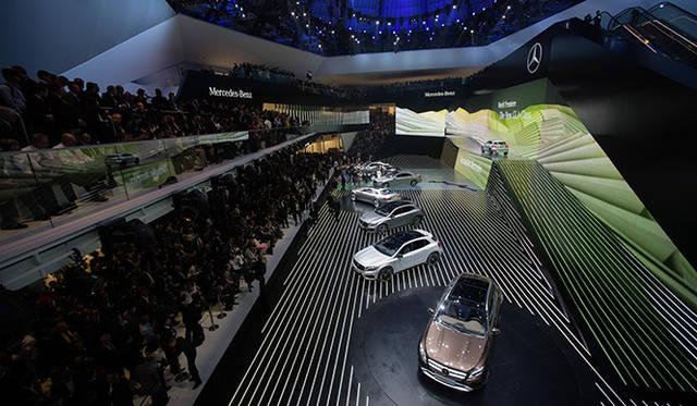 Mercedes-Benz|メルセデス・ベンツ