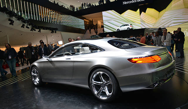 Mercedes-Benz Concept S-Class Coupe|メルセデス・ベンツ コンセプト S クラス クーペ