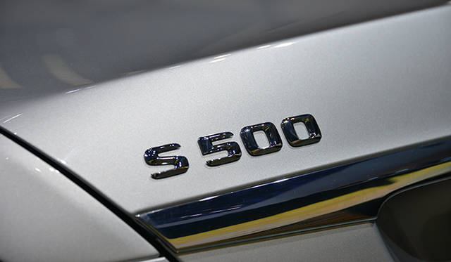 Mercedes-Benz S 500 Plug-in Hybrid|メルセデス・ベンツ S 500 プラグインハイブリッド