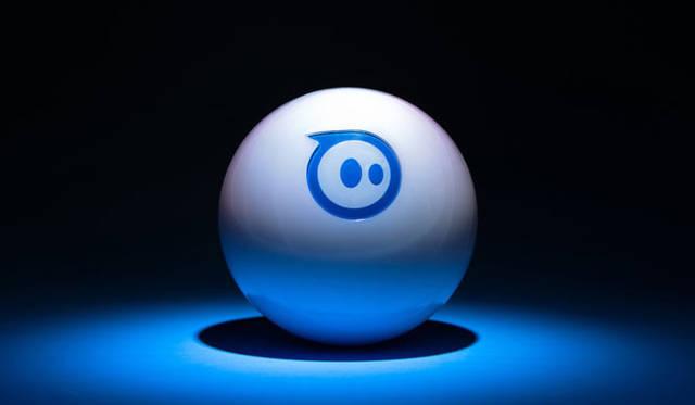<strong>Orbotix|オルボティクス</strong> ロボティックボール・スマートトイ・ゲームシステム「sphero(スフィロ)2.0」