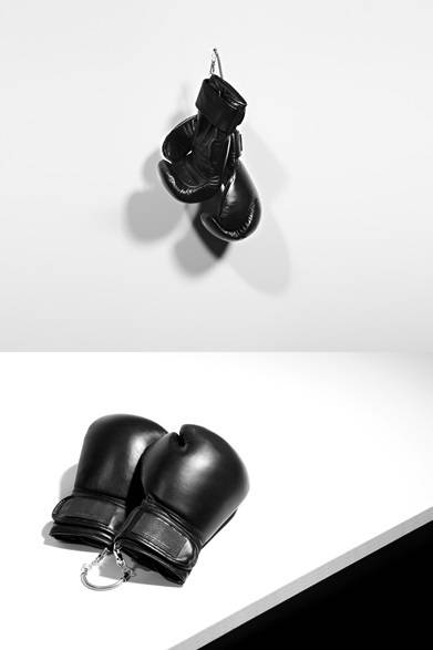 OBJECT N.3 Collection<br />BOXING GLOBES 1万6800円(旗艦店の限定商品)