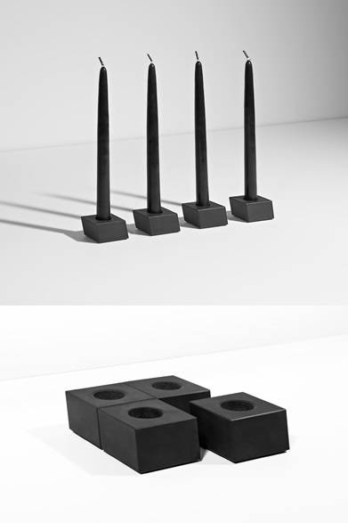OBJECT N.3 Collection<br />CANDLE HOLDER SET 1万500円(旗艦店の限定商品)