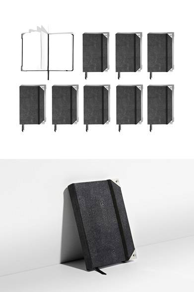 OBJECT N.3 Collection<br />NOTEBOOK 6825円(旗艦店の限定商品)
