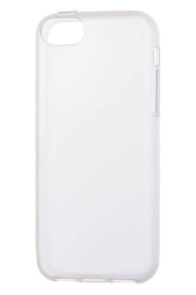 <strong>SoftBank SELECTION|ソフトバンクセレクション</strong> iPhone 5cの魅力をそのままに楽しめる薄型設計のシンプルケース「iPhone 5cスリムフィットケース」。オープン価格/SoftBank SELECTION オンラインショップ販売価格1920円