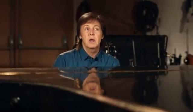 <strong>NEWS|ケイト・モス、トム・フォード、ジョニー・デップらが出演するポール・マッカートニーの新曲PV「クイーニー・アイ」を公開!</strong> ポール・マッカートニー