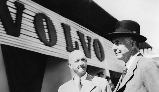 1924年、ボルボはアッサール・ガブリエルソン氏と、グスタフ・ラーソンのふたりによってスウェーデンに設立された