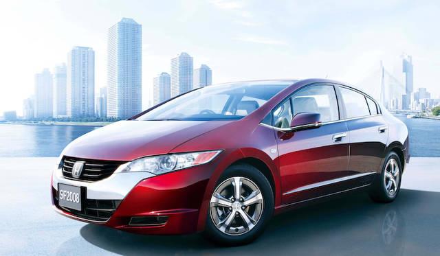 2008年からリース販売された燃料電池車