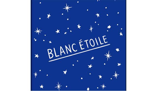 コラボレーションのテーマは「Blanc Étoile」