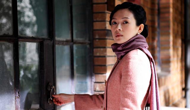 未亡人を演じるのはチャン・ツィイー © 2012 ZonboMedia