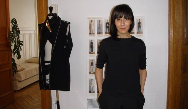 <strong>萩原輝美のファッション・デイズ vol.95</strong> デザイナーのブシュラ・ジャラールさん