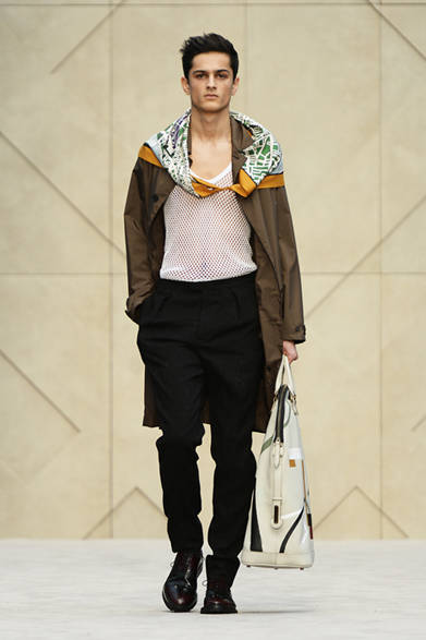 """<strong>BURBERRY PRORSUM