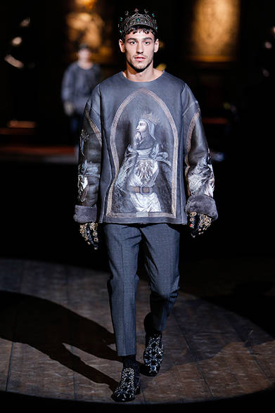 """<strong>DOLCE & GABBANA