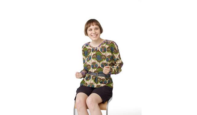 Nadya Kirillova|キリーロバ・ナージャ<br /> 1984年、ロシア生まれ、世界育ち。電通 クリエーティブ/コピーライター