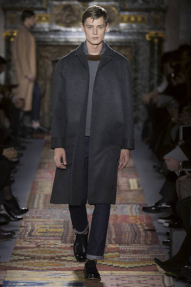 """<strong>VALENTINO ヴァレンティノ</strong> <a href=""""/article/21947"""" class=""""link12lh15blue"""">2014-15年秋冬メンズコレクション</a>"""