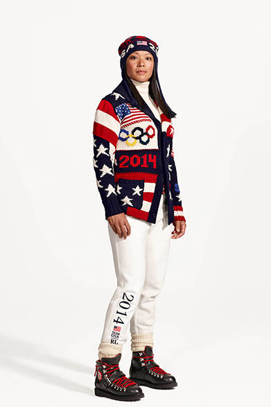 RALPH LAUREN|ソチオリンピックのアメリカ代表選手団の公式 ...