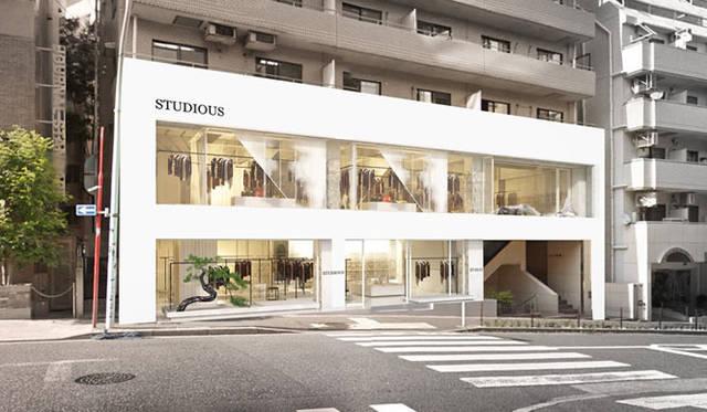 <strong>STUDIOUS|ステュディオス</strong> STUDIOUS 神南店