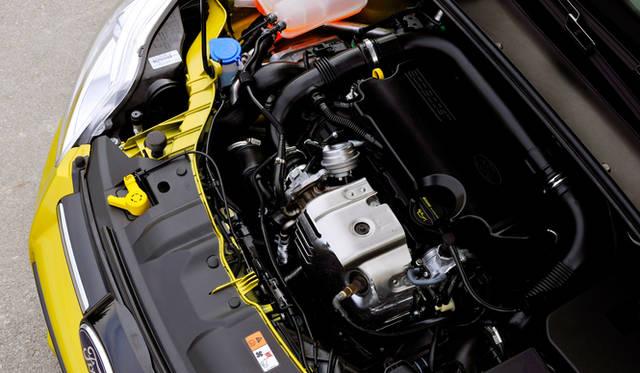 2012年と2013年の2年連続で「インターナショナル エンジン オブ ザ イヤー」を受賞した、フォードの「1.0リットル エコブースト」エンジン