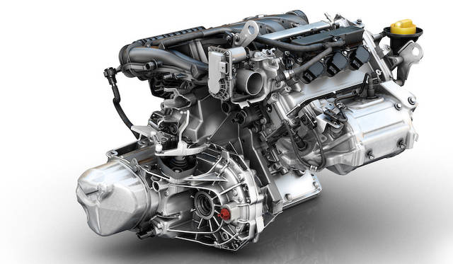 999cc 直列3気筒NAエンジン「SCe 70」は、最高出力70psと最大トルク91Nmを発揮