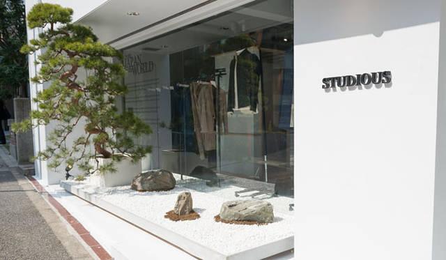 <strong>STUDIOUS|ステュディオス</strong> 「STUDIOUS 神南店」