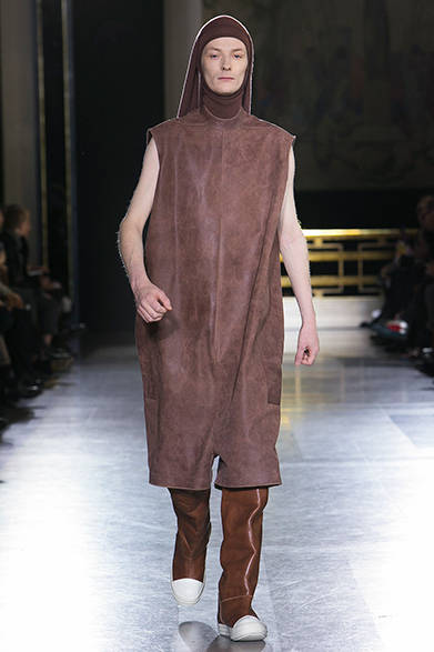 "<strong>RICK OWENS|リック・オウエンス</strong> <a href=""/article/21947"" class=""link12lh15blue"">2014-15年秋冬メンズコレクション</a>"