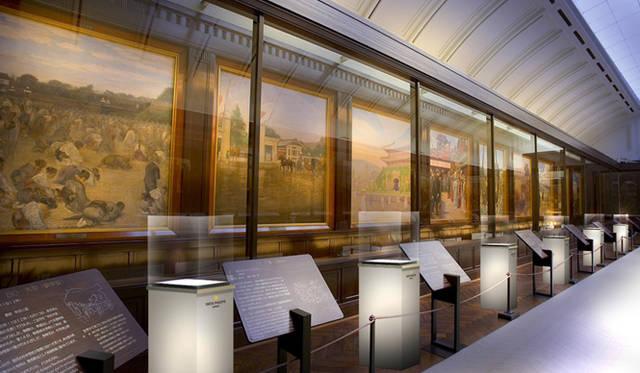 『パテック フィリップ展~歴史の中のタイムピース~』では、19世紀後半から20世紀初頭に製作された王侯貴族や偉人たちに愛されたモデル、複雑機構を備えたモデル、美しく繊細な伝統工芸が施されたモデルなど、約90点のミュージアム・ピースが展示された
