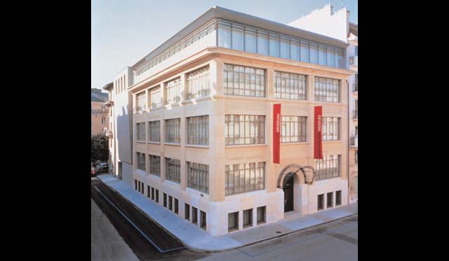 スイス・ジュネーブの市内にある「パテック フィリップ・ミュージアム」