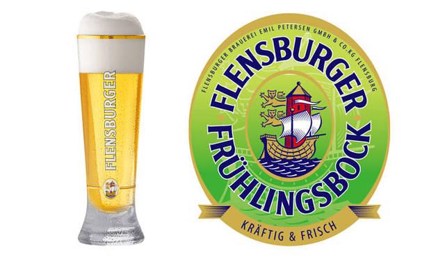 <strong>Flensburger Fr&#252;hlingsbock|フレンスブルガー・スプリングボック</strong>