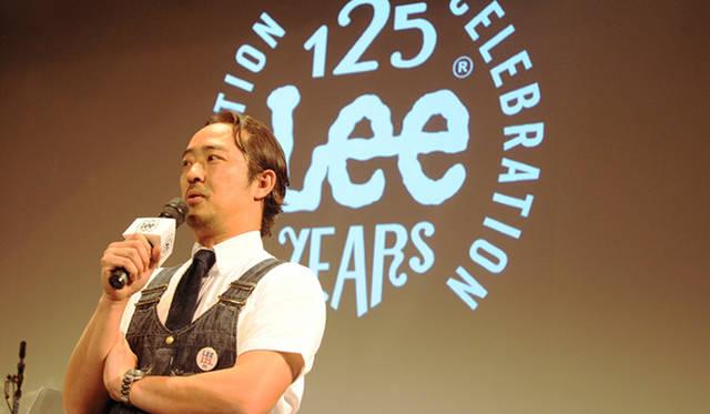 Lee Japanのディレクター/取締役を務める細川秀和氏