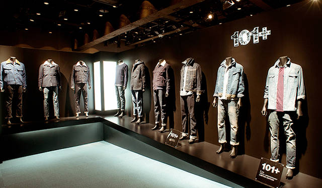 ブランド125周年を迎える今年、リーの代表作ともいえる「101」の名を冠したコレクション「101+」が発表された。最高の素材と完璧なフィットをかたちにした、プレミアムラインだ