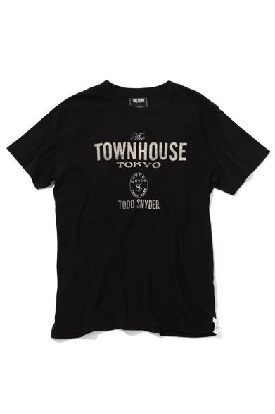 「TOWNHOUSE T-Shirt」9720円(トッド スナイダー)