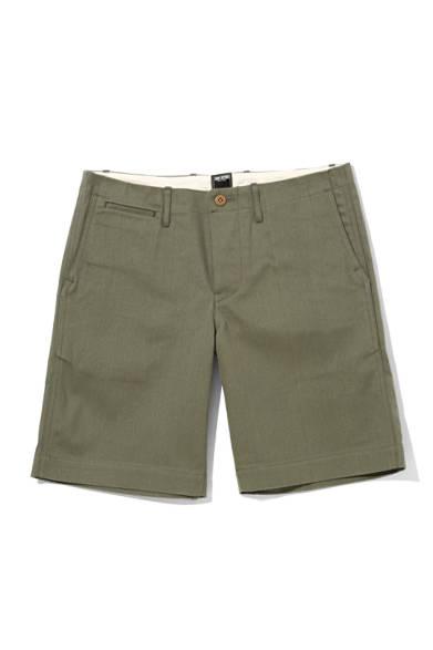 「Officer Chino Shorts」2万1600円(トッド スナイダー)