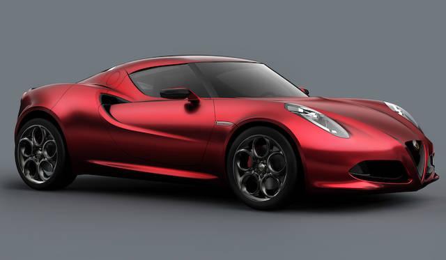 2011年のジュネーブモーターショーにてはじめて発表されたコンセプトモデル