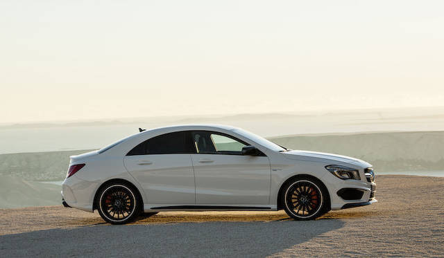 """<p class=""""styA""""><クルマ編></p> <p class=""""styB""""><strong>Mercedes-Benz CLA 45 AMG