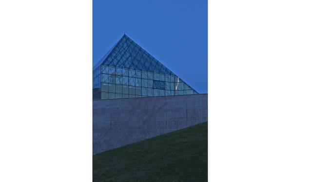 <strong>LOUIS VUITTON|「札幌国際芸術祭2014」のオフィシャルグランドパートナーに</strong> 会場となるモエレ沼公園のガラスのピラミッド