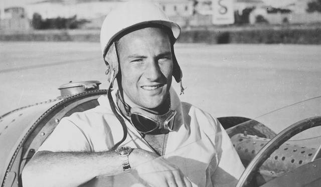 英国生まれのレーシングドライバー、スターリング・モス氏