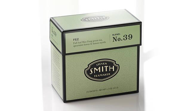 「スティーブンスミスティーメーカー」の茶葉は、紅茶ブレンドとハーブティーラインの2種類を展開。現在もスミスさんが自ら、ポートランドのティーアトリエでブレンドをおこなっている
