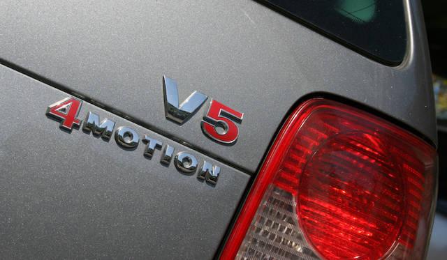 <strong>第9回 特別欧州篇 レナート・ベルガミン氏×フォルクスワーゲン パサート V5 4モーション</strong>レナート氏が以前所有していた、フォルクスワーゲン「パサート V5 4モーション」