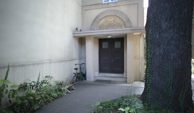平成18年に分譲の集合住宅として生まれ変わった「求道学舎」