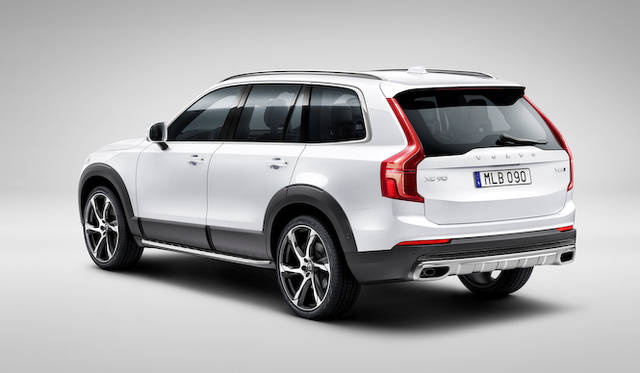 <strong>Volvo XC90|ボルボ XC90</strong>