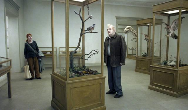 コンペティション部門 金獅子賞:<br /> 『En duva satt p&#229; en gren och funderade p&#229; tillvaron(A Pigeon Sat on a Branch Reflecting on Existence)』 &#169; la Biennale di Venezia - Foto ASAC&#169; la Biennale di Venezia - Foto ASAC